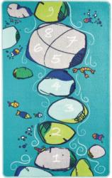 Spielteppich Hüpfspiel JAKO-O, 160 x 100 cm