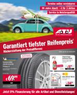 Zeit für den Sommer-Reifen!