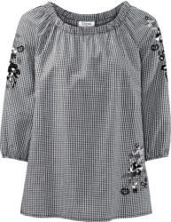 Damen Bluse mit Carmen-Ausschnitt