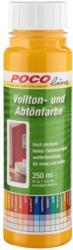 Vollton- und Abtönfarben mais250 ml