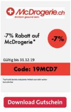 McDrogerie.ch 7%