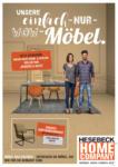 Hesebeck Home Company Unsere einfach-NUR-WOW-Möbel - bis 31.05.2019
