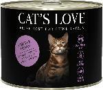dm-drogerie markt CAT'S LOVE Nassfutter für Katzen, Adult, Fisch & Huhn mit Petersilie & Lachsöl