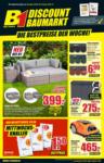 B1 Discount Baumarkt Wochen Angebote - bis 06.04.2019
