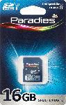 dm-drogerie markt Paradies Speicherkarte SDHC 16GB