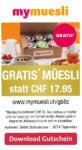 consumo Hellofresh CHF 50.- Rabatt - bis 30.06.2019