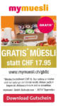 consumo Hellofresh CHF 50.- Rabatt - au 30.06.2019