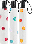 dm-drogerie markt happy rain Taschenschirm Automatik Punkte