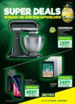 METRO Super Deals - nur für Gewerbetreibende! - bis 10.04.2019