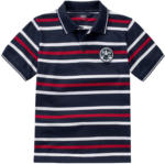 Ernsting's family Jungen Poloshirt im Streifen-Look