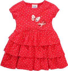 Mädchen Kleid im Pünktchen-Design