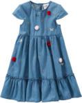 Ernsting's family Mädchen Kleid mit Applikationen