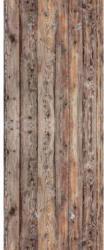 Glasgarderobe Holz