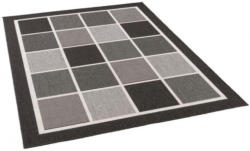 Teppich Style ca. 160 x 230 cm schwarz