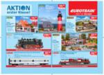 Geuder Haushaltwaren GmbH -Bereich Spielwaren- Eurotrain Plus April - bis 16.06.2019