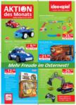 Geuder Haushaltwaren GmbH -Bereich Spielwaren- idee+spiel Plus April - bis 05.05.2019