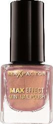 Max Factor Nagellack Max Effect Mini Nail Polish Sunny Pink 5