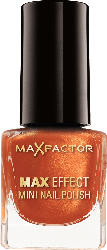 Max Factor Nagellack Max Effect Mini Nail Polish Deep Coral 10