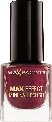 Max Factor Nagellack Max Effect Mini Nail Polish Deep Mauve 13