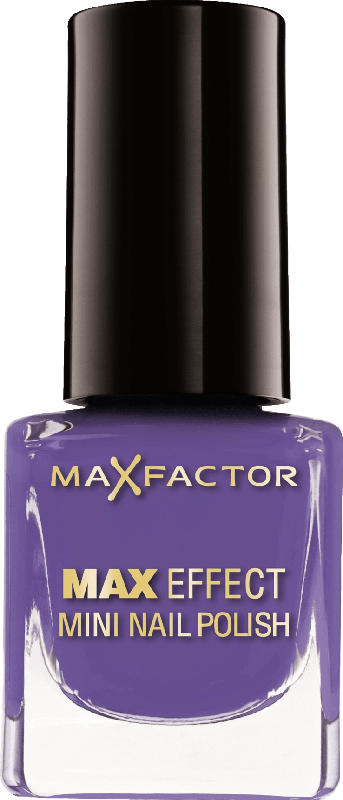 Max Factor Nagellack Max Effect Mini Nail Polish Purple Haze 38