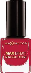 Max Factor Nagellack Max Effect Mini Nail Polish Ruby Tuesday 39