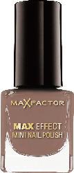 Max Factor Nagellack Max Effect Mini Nail Polish Hot Coco 165