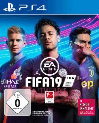 PlayStation 4 Spiele - FIFA 19 [PlayStation 4]