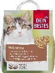 dm-drogerie markt Dein Bestes Katzenstreu, Holzstreu