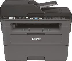 Multifunktionsdrucker - BROTHER MFC-L2710DW Elektrofotografischer Laserdruck 4-in-1 Multifunktionsgerät WLAN Netzwerkfähig