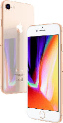 Smartphones - APPLE iPhone 8 64 GB Gold