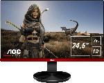 Media Markt PC Monitore 22.3 bis 26.9 Zoll - AOC G2590VXQ 25 Zoll Full-HD Gaming Monitor (1 ms Reaktionszeit, FreeSync, 75 Hz)
