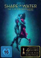DVD Drama - Shape of Water: Das Flüstern des Wassers [DVD]