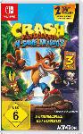Media Markt Nintendo Switch Spiele - Crash Bandicoot N. Sane-Trilogie [Nintendo Switch]