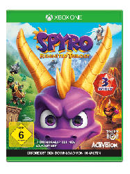 Xbox One Spiele - Spyro Reignited Trilogy [Xbox One]