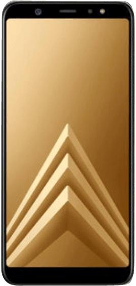 Smartphones - SAMSUNG Galaxy A6+ (2018) 32 GB Gold Dual SIM