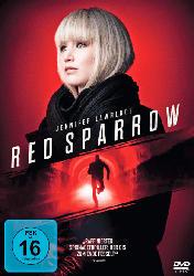 DVD Krimi & Thriller - Red Sparrow [DVD]