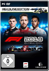 PC Games - F1 2018 Headline Edition [PC]