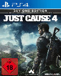 Media Markt PlayStation 4 Spiele - Just Cause 4 [PlayStation 4]
