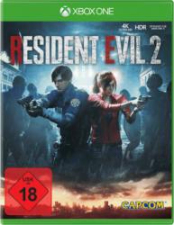 Xbox One Spiele - Resident Evil 2 [Xbox One]