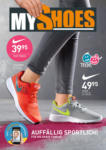 MyShoes MyShoes Flugblatt - April - bis 23.04.2019
