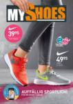 MyShoes EKZ Donaupark MyShoes Flugblatt - April - bis 23.04.2019
