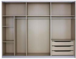 Wäscheeinteilung A0033/9991, Texline, 88 cm