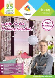 25 Jahre Teppich Schmidt