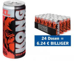 KONG STRONG Energy Drink XL