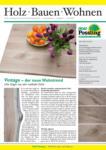 Holz Possling Charlottenburg Holz - Bauen - Wohnen - bis 11.05.2019