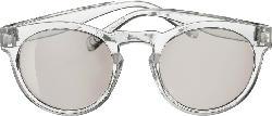 SUNDANCE Sonnenbrille für Erwachsene Panto-Form transparent