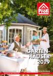 HERRNEGGER Baustoffhandel GmbH Gartenhäuser Katalog 2019 - bis 12.10.2019