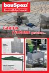 bauSpezi Baumarkt Gartenträume - bis 11.05.2019