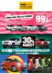 Autohaus Gotthard König Aktuelle Angebote - bis 24.04.2019