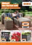OBI Möbelt den Garten auf! - bis 20.04.2019